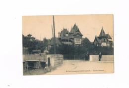 92 -LES CÔTEAUX SAINT CLOUD - LE PONT SENART (animé) - Saint Cloud