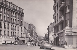 CPSM : Paris 13 ème (75) Rue Nationale Rare Pharmacie Boucherie Teinturerie Voitures Frégate Tub Ed Chantal 20 41 TBE - District 12