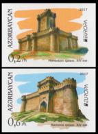 2017Azerbaijan 1193-94bEurope CEPT (edition 200) - 2017