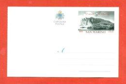 INTERI POSTALI - C. 72 - Postal Stationery