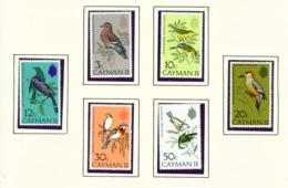 CAYMAN ISLANDS - 1974 Birds Set Unmounted/Never Hinged Mint - Cayman Islands