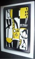 Carte Postale - édition Max Racks - Mr. Peanut (Relax. Go Nuts.) (cacahuète) - Pubblicitari