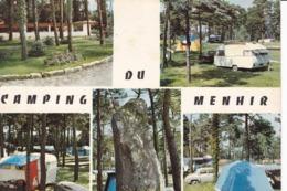 Entre Pont-Aven Et Concarneau. Camping Du Menhir à Trégunc - Trégunc