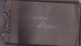 ALTE ALBUM   --  PENSIONAT GLEISDORF  --  MIT 39  ORIGINAL PHOTO  11,5 Cm X 8,8 Cm - Gleisdorf