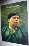 Carte Postale - édition Max Racks - Middle Jukka - MTV Music Television - Pubblicitari