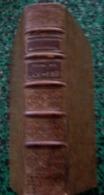 NOUVEAU DICTIONNAIRE HISTORIQUE,HISTOIRE ABREGEE De Tous Les Hommes TomeVIII/1786 - Libros, Revistas, Cómics