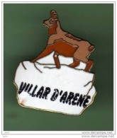 CHAMOIS *** VILLARD D'ARENE *** 1064 - Animaux