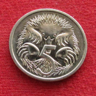 Australia 5 Cents 1998 KM# 80  Australie Australien - Australia