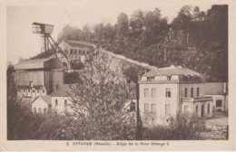 57 - OTTANGE - SIEGE DE LA MINE OTTANGE 2 - Frankrijk