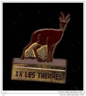 CHAMOIS *** AX LES THERMES *** 1064 - Animaux
