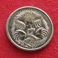 Australia 5 Cents 2004 KM# 401  Australie Australien - Australia