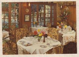 9AL2394 HOTEL RESTAURANT LA CROIX BLANCHE CHAUMONT SUR THARONNE 2 SCANS - France
