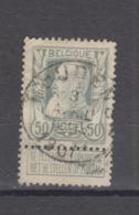 COB 78 Oblitération Centrale HOUDENG - 1905 Breiter Bart