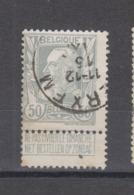 COB 78 Oblitération Centrale Type T2R MERXEM - 1905 Breiter Bart