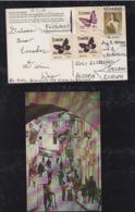 Ecuador 1971 Picture Postcard QUITO To SALZBURG Austria - Ecuador