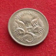 Australia 5 Cents 1975 KM# 64  Australie Australien - Australia