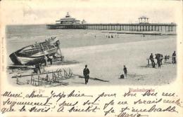 Blankenberghe - Blankenberge - Le Pier (Stengel & Cie 1901) - Blankenberge