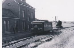 Laneffe - Treni