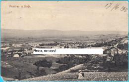 SINJ - Panorama ( Croatia ) * Travelled 1912. * Fot. N. Brainovich - Croatia