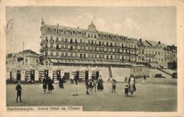 Blankenberghe - Blankenberge - Grand Hôtel De L'Océan (Edit. Grand Bazar Parisien) - Blankenberge