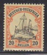 GERMAN EAST AFRICA Scott # 35 MH - Kolonie: Duits Oost-Afrika