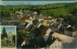 CZECH REPUBLIC - Jindřichovice / GRUß AUS HEINRICHSGRÜN I ERZG - EDIT JOHANN BENDEL - 1910s  (BG4847) - Czech Republic