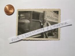 ANCENIS Photo Société De Cartonnages L' Emballage Moderne  En 1953 Camion ( Berliet ?) - Ancenis