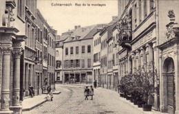 19/ Grand Duche De Luxembourg, Echternach, Rue De La Montagne, Mensen - Echternach