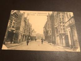 Leuven - Louvain -  Brusselschestraat La Rue De Bruxelles M. Moorthamers - Leuven