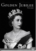 AUSTRALIA 2002 Queen's Golden Jubilee: Set Of 8 Postcards CANCELLED - Interi Postali