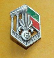 LEGION : 6° Régiment Etranger D'Infanterie, Argenté, 1 Boléro Sans Marque,  FABRICANT DRAGO PARIS , HOMOLOGATION SANS , - Heer