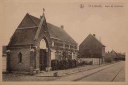 Sint Lodewijk - St. Lodewijk // Kapel Der Kerkstraat  19?? - Deerlijk