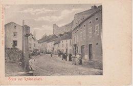 57 - RODEMACK - GRUSS AUS - RUE DU VILLAGE - France