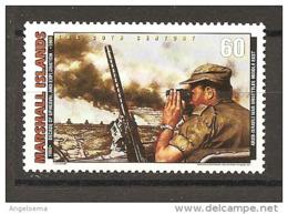MARSHALL - 1999 Guerra Arabo-israeliana Nuovo** MNH - Storia