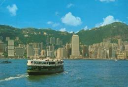 Hong Kong - The Grand View Of Hong Kong Harbour - Cina (Hong Kong)