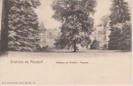 57 - CHATEAU DE PREISCH - LA FACADE -  NELS SERIE 103 N° 10 - France