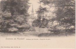 57 - CHATEAU DE PREISCH - CHAPELLE ET PARC -  NELS SERIE 103 N° 12 - France
