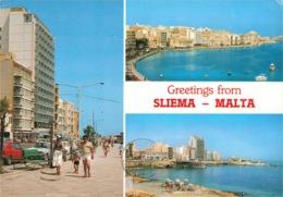 Malta - Sliema - Malta