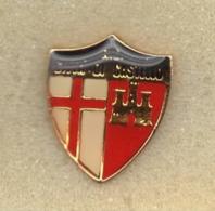 A.S. Città Di Castello Distintivi FootBall Soccer Spilla Pins Italy Umbria Perugia - Calcio