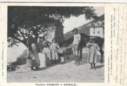 FONTANA HANBURY A GRIMALDI - Imperia