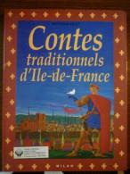 Bertrand Solet: Contes Traditionnels D'Île-de-France/ Editions Milan, 1993 - Books, Magazines, Comics