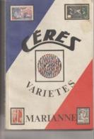 CERES  Livre De Varietés Marianne 1990 _Cotation  Tres Bon Etat - Français