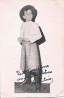 BALLET Spanish FLAMENCO JOSE ANTONIO ( JOSELITO ?? ) - Autograph Dedicacee 1960' Photo 15x10cm - Fotos Dedicadas