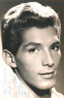 BALLET Spanish FLAMENCO DANCER Danseur DOMINGO .... ? - Autograph Dedicacee 1960' Photo 18x12cm Gay Int. - Fotos Dedicadas