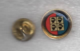 Cagliari Calcio Pins Soccer Football Italy Bd Sardegna Spilla Distintivi - Calcio