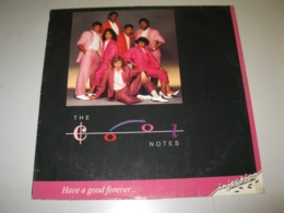 """VINYLE THE COOL NOTES """"HAVE A GOOD FOREVER"""" 33 T INJECTION / CNR (1985) - Disco, Pop"""