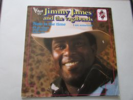 Jimmy James And The Vagebonds, Now Is The Time - Disco, Pop