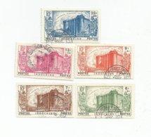 209/13 SERIE REVOLUTION  PAS COURANT EN OBLITERES  Belles Oblitérations     (789) - Indochina (1889-1945)