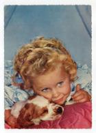 Enfant --Portrait D'enfant Et Son Chien - Portraits
