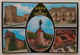 ALCALA DE HENARES - Bellezas De La Ciudad - Multiview  -  S2 - Madrid